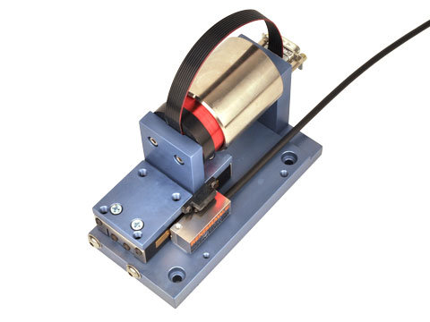 Voice Coil Positioning Stage,a linear motor,product,VCS05-060-CR-001-MC