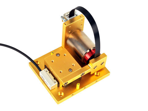 Voice Coil Positioning Stage,a linear motor,product,VCS10-023-BS-01-MCS-R