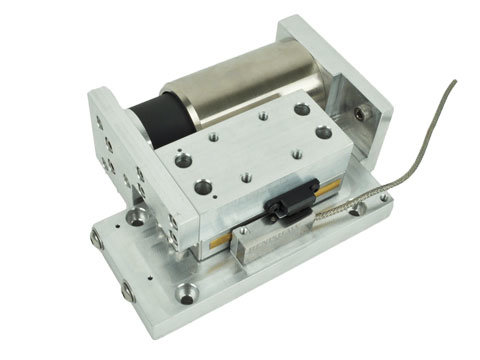 Voice Coil Positioning Stage,a linear motor,product,VCS20-020-CR-01-CSV
