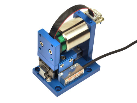 Voice Coil Positioning Stage,a linear motor,product,VCS03-050-LB-0005-C