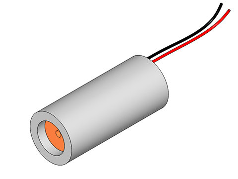 Moving Magnet Non-Comm DC Voice Coil Linear Actuator,a linear motor,product,NCM09-11-010-2X