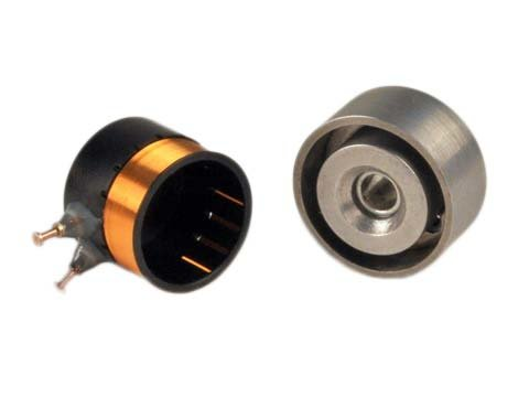 Non-Comm DC Voice Coil Linear Actuator,a linear motor,product,NCC01-09-001-1S