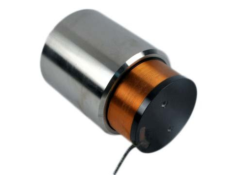 Non-Comm DC Voice Coil Linear Actuator ,a linear motor,product,NCC08-34-350-2X