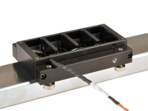 10 lb Single Axis Linear Stepper Forcer,a linear motor,product,STS-1220-AP3