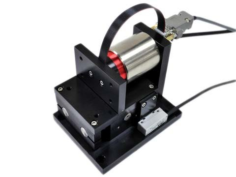 Voice Coil Positioning Stage,a linear motor,product,VCS05-060-AB-01-MC