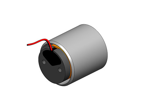 Non-Comm DC Voice Coil Linear Actuator ,a linear motor,product,NCC03-16-015-2R