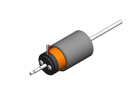 Non-Comm DC Voice Coil Linear Actuator,a linear motor,product,NCC10-15-023-1PBSZ
