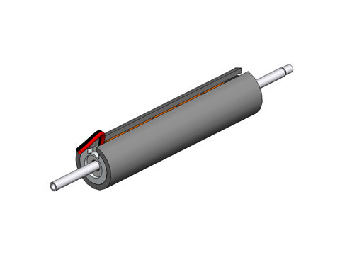Moving Magnet Non-Comm DC Voice Coil Linear Actuator,a linear motor,product,NCM03-06-005-5JBL