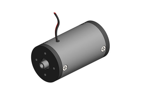 Moving Magnet Non-Comm DC Voice Coil Linear Actuator,a linear motor,product,NCM03-20-089-2LB