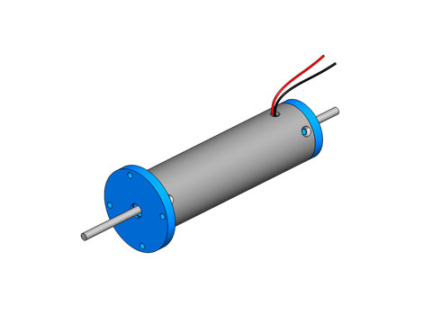 Moving Magnet Non-Comm DC Voice Coil Linear Actuator,a linear motor,product,NCM15-15-032-2LB
