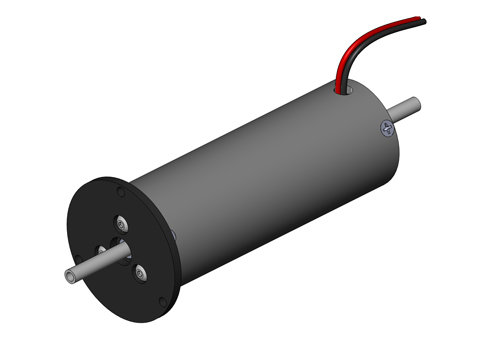 Moving Magnet Non-Comm DC Voice Coil Linear Actuator,a linear motor,product,NCM20-19-050-2BX