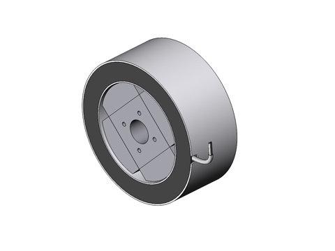Limited Angle Torque Motor,a linear motor,product,TMR-010-45-175-4-48V