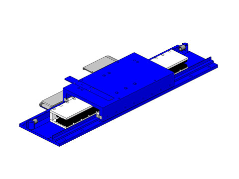 Crossed Roller Stage,a linear motor,product,XRS-019-11-050-001