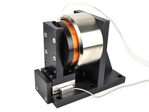 Voice Coil Positioning Stage,a linear motor,product,VCS06-500-CR-01-V