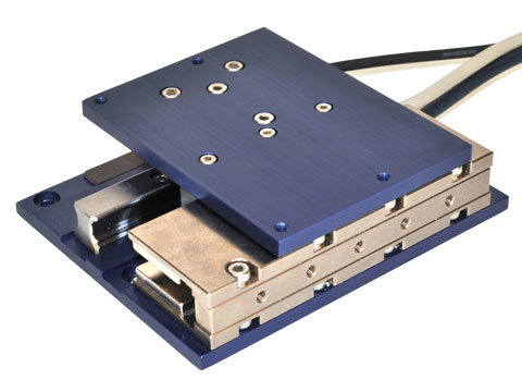 Single Rail Stages,a linear motor,product,SRS-002-04-005-01