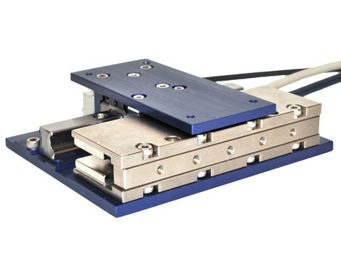 Single Rail Stages,a linear motor,product,SRS-003-04-003-01