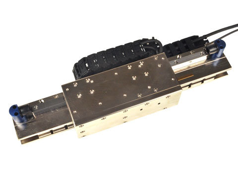 Single Rail Stage,a linear motor,product,SRS-006-04-030-A