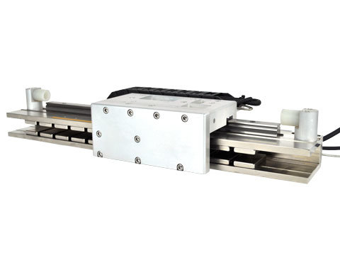 Single Rail Stages,a linear motor,product,SRS-008-04-020-01V