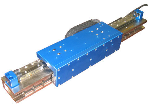 Single Rail Stage,a linear motor,product,SRS-012-07-100-01