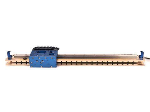 Single Rail Stages,a linear motor,product,SRS-024-04-020-01V