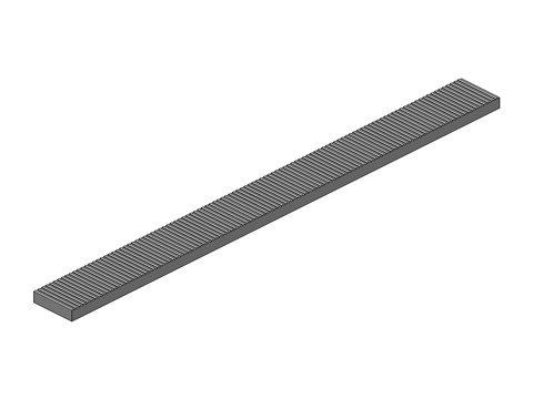 Single Axis Linear Stepper Platen,a linear motor,product,STP-20-XXX-A