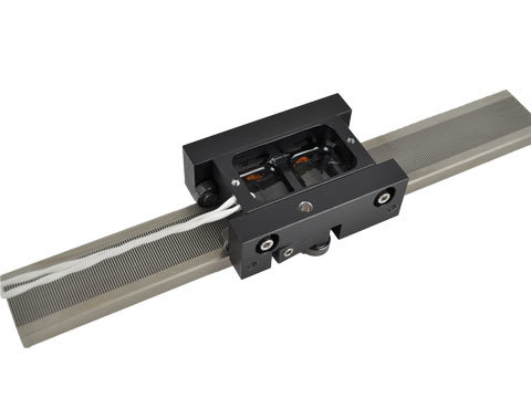 2 lb Single Axis Linear Stepper Forcer,a linear motor,product,STS-0213-RV