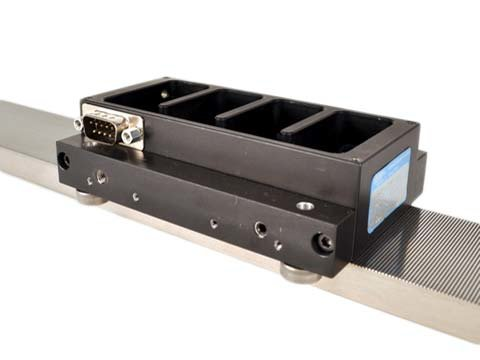 10 lb Single Axis Linear Stepper Forcer,a linear motor,product,STS-1220-A4U