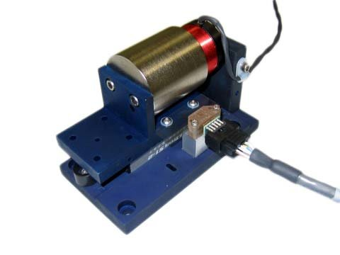 Voice Coil Positioning Stage,a linear motor,product,VCS05-060-BS-12