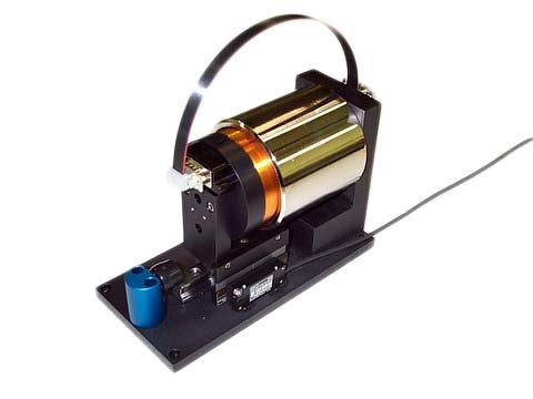 Voice Coil Positioning Stage,a linear motor,product,VCS08-225-LB-01-C
