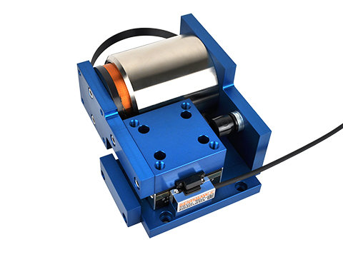 Voice Coil Positioning Stage,a linear motor,product,VCS08-350-CR-001-CS