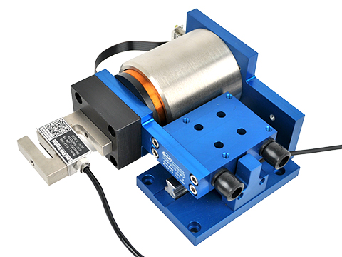Voice Coil Positioning Stage,a linear motor,product,VCS08-350-LB-01-MC-F