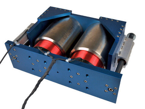 Dual Voice Coil Positioning Stage,a linear motor,product,VCS12-2000-LB-01-C