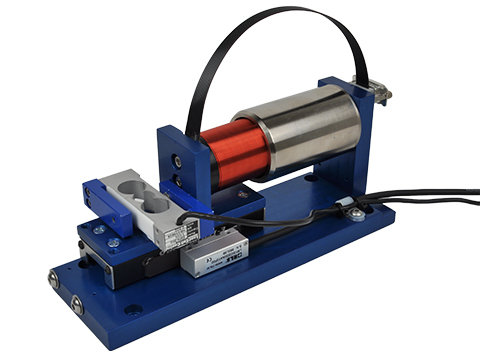 Voice Coil Positioning Stage,a linear motor,product,VCS20-020-CR-01-MC-F3K
