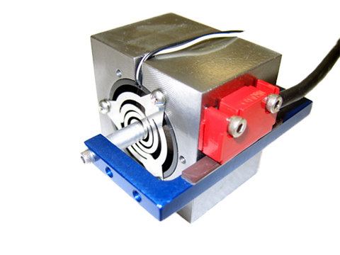Moving Magnet Voice Coil Positioning Stage,a linear motor,product,VMS02-035-2F-05-M