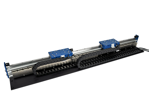 Single Rail Stage,a linear motor,product,SRS-026-06-013-01-2EX