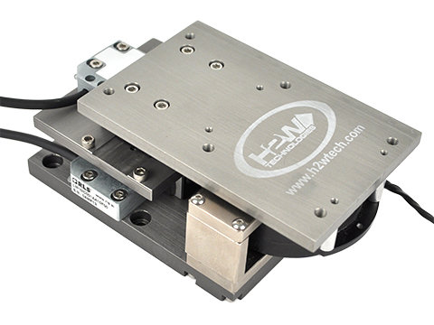 XY Voice Coil Positioning Stage,a linear motor,product,VCS06-010-BS-01-MXY